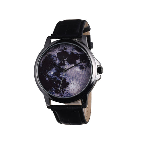 Space Galactic Trip Unisex Watch