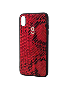 Rosso corsa - iPhone XS Max case - gcoulee