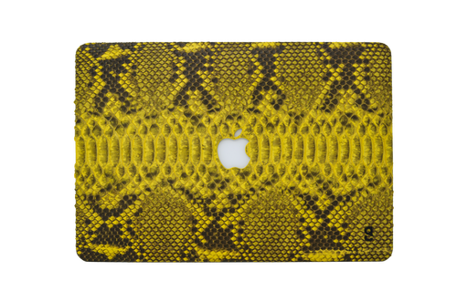 Giallo Vulcano - MacBook case - gcoulee