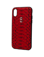Red cardinal - iPhone X/Xs case - gcoulee