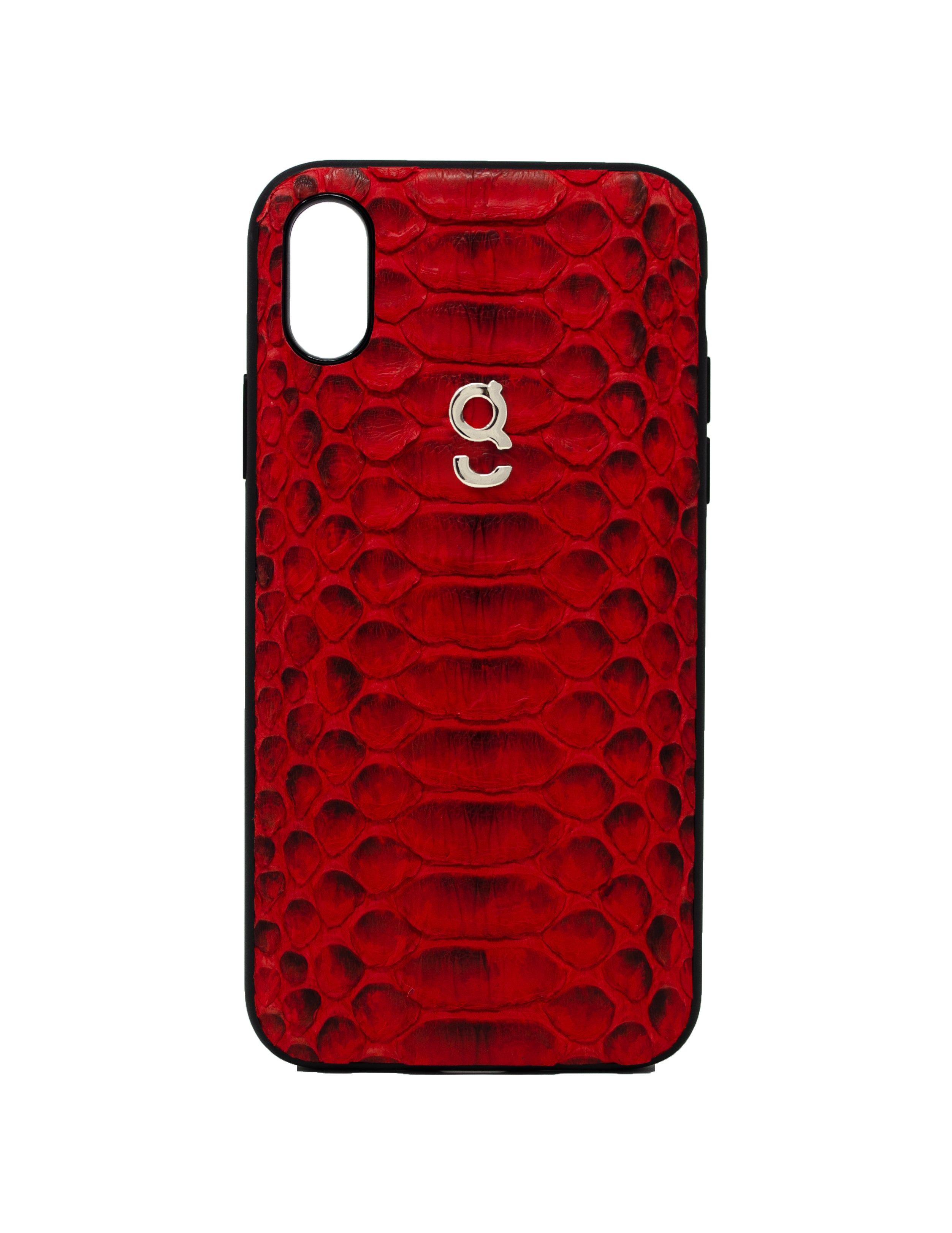 Exotic Red - iPhone case - gcoulee