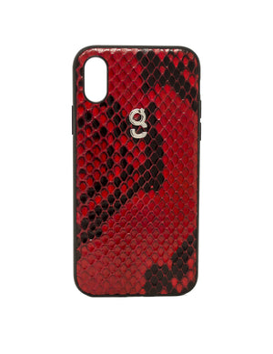 Rosso corsa - iPhone case - gcoulee