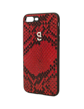 Rosso corsa - iPhone 8/7 Plus case - gcoulee