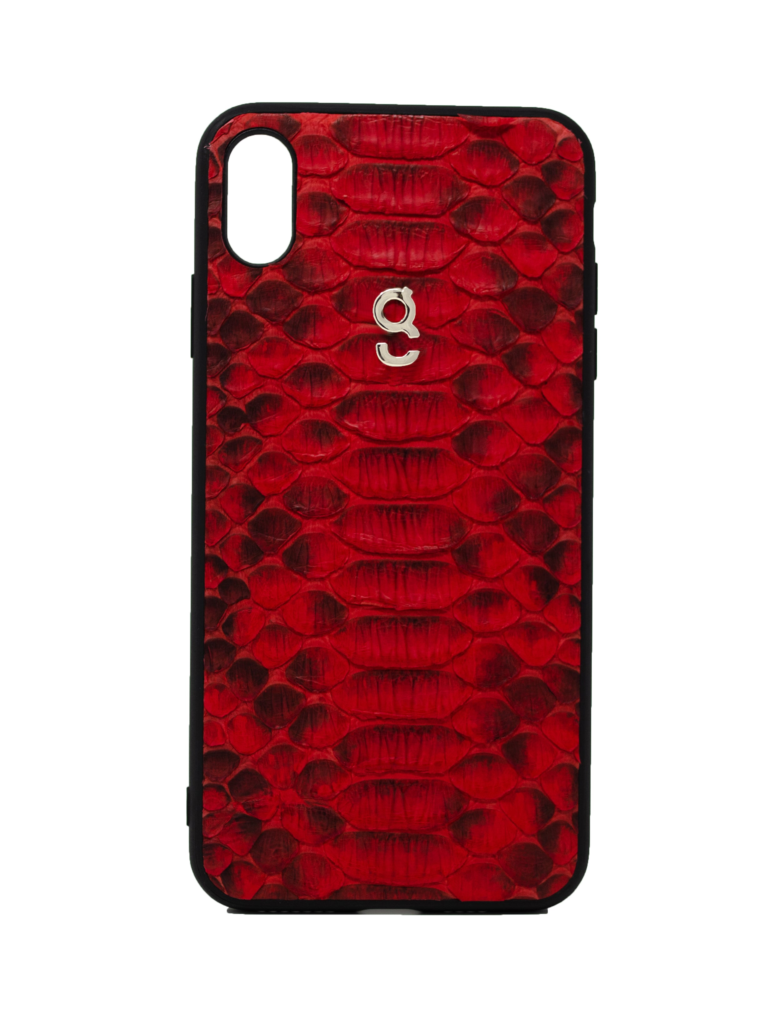 Exotic Red - iPhone Xs Max case - gcoulee
