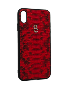 Red cardinal - iPhone Xs Max case - gcoulee