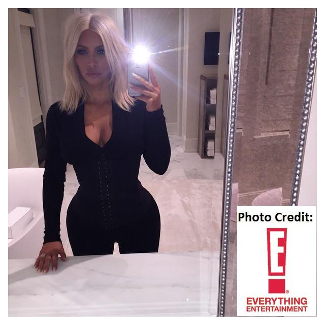 KIM KARDASHIAN PURPLE LATEX WAIST TRAINER