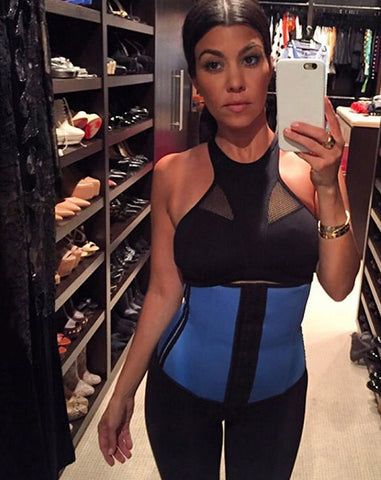 Kourtney Kardashian Favorite Waist Trainer