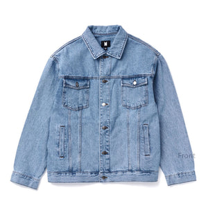 [ON] Denim Jacket 02