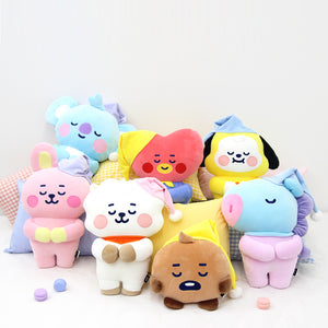 [LINE X BT21] Dream of Baby Precious Cushion (Free Express Shipping)