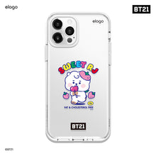 [ELAGO] BT21 Baby Jelly Candy iPhone Case