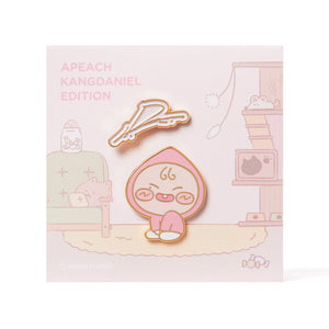 [KAKAO FRIENDS X KANG DANIEL] APeach Edition Official MD