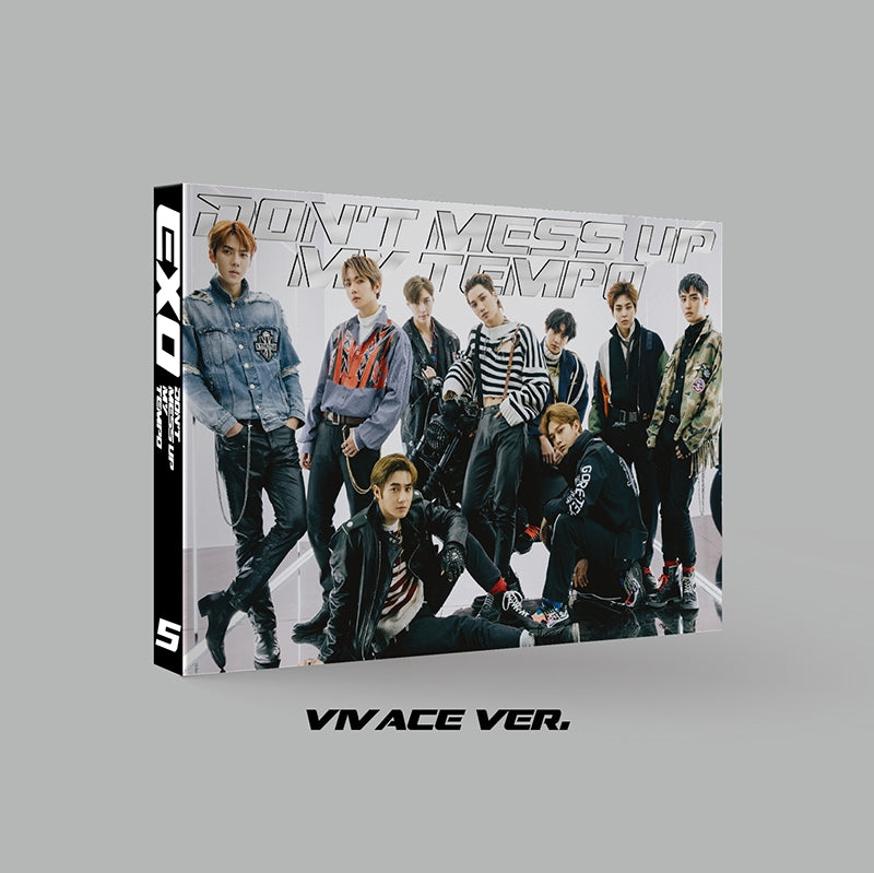 EXO - Don't Mess Up My Tempo (Vivace Ver.)
