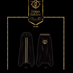 [OFFICIAL] DREAMCATCHER Robe Ver.1 (Free Shipping)