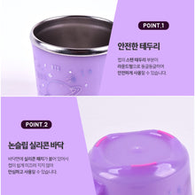 [BIG HIT] Official BTS DNA Stainless Steel Cup