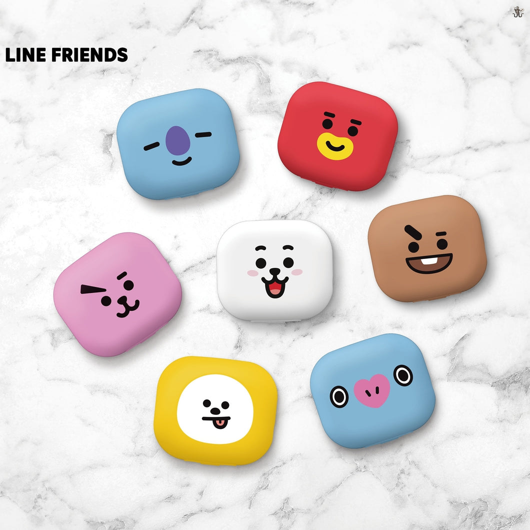 [LINE X BT21] Portable Toothbrush Sterilizer (Free Express Shipping)