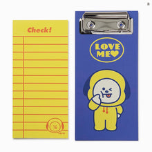 [LINE X BT21] Clip Board + Note Pad