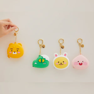 [KAKAO FRIENDS] Silicone Coin Walllet