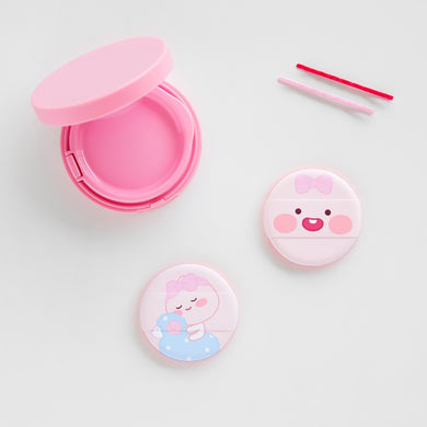 [KAKAO FRIENDS] Air Cushion Puff 2P(Pink)