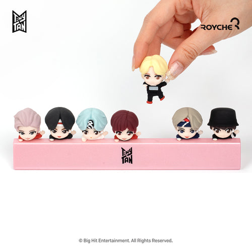 [BIG HIT] TinyTAN Official Keyboard Magnet Figure