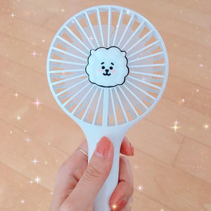 [ROYCHE X BT21] RJ Handy Fan Air Cooler (Free Express Shipping)
