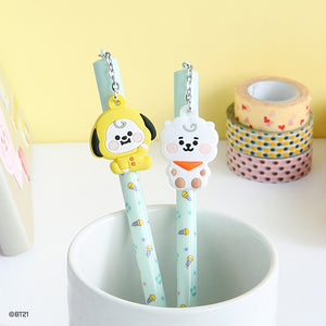 [LINE X BT21] Baby Mascot Ball Pen (7 SET)