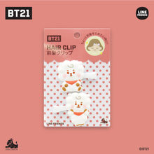 [BT21 JAPAN] Baby Body Hair Clip