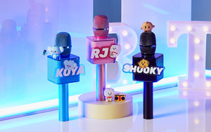 [LINE X BT21] Baby Bluetooth MIC (Free Express Shipping)