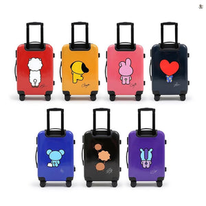 [MONOPOLY X BT21] Luggage Basic Ver. (2 Sizes) + Free Express Shipping