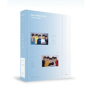 [BIG HIT] TXT TOMORROW X TOGETHER Memories: First Story