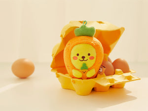 [KAKAO FRIENDS] Harvest Mini Soft Toy Keyring 10cm