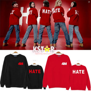 4Minute 4M Hate Sweater