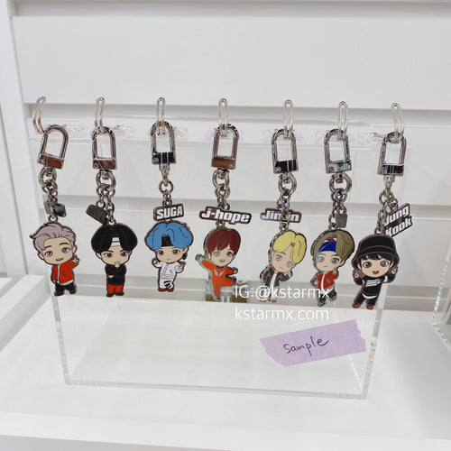 [BIG HIT] BTS Pop Up Store: TinyTAN Keyring