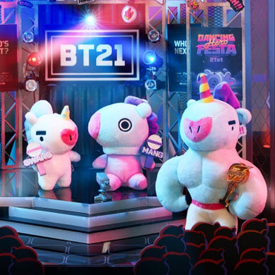 [LINE X BT21] Mang Doll SET Universe Ver. (Limited Edition)