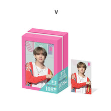 [BIG HIT] OFFICIAL Dynamite Frame Jigsaw Member Puzzle 108pcs