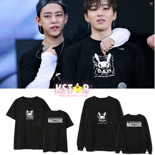 B.A.P's Style Massive Shirt/Sweater