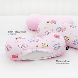 [LINE X BT21] Baby Sketch Memory Foam Pillow