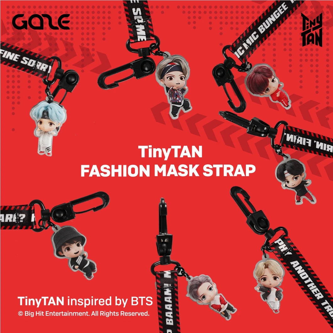 [BIG HIT] TinyTAN Mask Strap