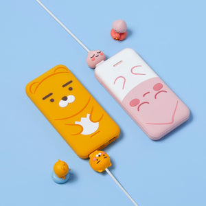 [KAKAO FRIENDS] Dual Quick Charge Power Bank 10,000mAh (Free Express Shipping)