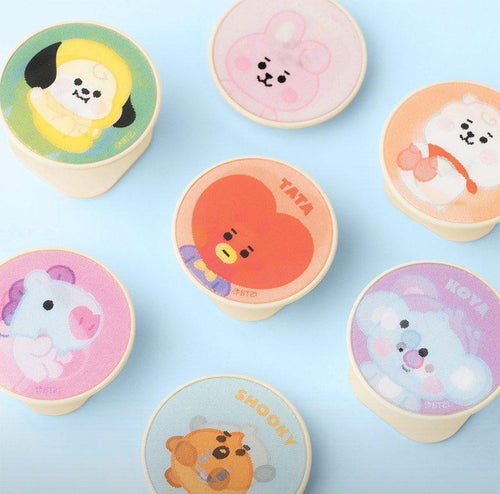 [LINE X BT21] Baby Magic Griptok/Pop Socket