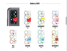 [LINE X BT21] Camera Protector for iPhone and Galaxy