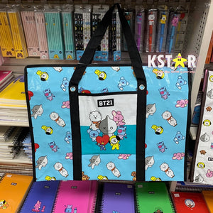 [Kumhong Fancy x BT21] Tarpaulin Bag
