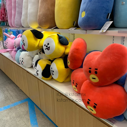[LINE X BT21]  Big Lying Pillow Cushion