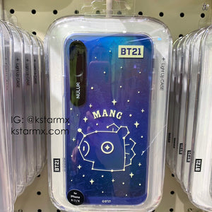 [LINE X BT21] Universtar Constellation Light UP Case