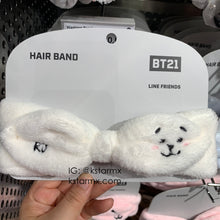 [LINE X BT21] Facial Hair Band