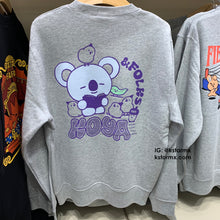 [LINE X BT21] Sweatshirt Universtar Collection
