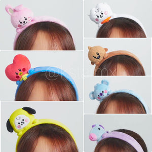 [LINE X BT21] Official Hair Band Baby Ver.