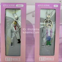 [BTS WORLD] Official ANOTHER STORY Acryl Keyring