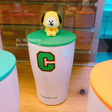 [A TWOSOME PLACE X BT21] Figure Stainless Cup