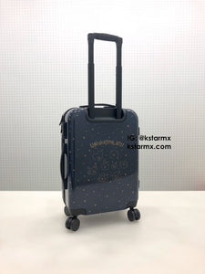 [MONOPOLY X BT21] Luggage Universtar Ver. (2 Sizes) + Free Express Shipping