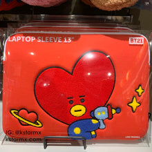 [LINE X BT21] Laptop Sleeve BITE Ver.
